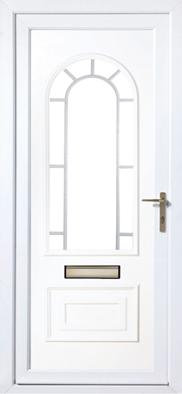 Upvc front doors glasgow scotland the door factory for Upvc french doors glasgow
