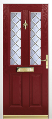 Altmore-Crystal-Diamond Composite Door