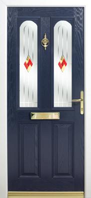 Caradale Elba Composite Door The Door Factory
